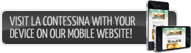 La contessina mobile website for smartphone